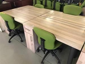Pre Owned Call Centre Desks