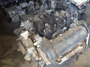 Jeep Wrangler 2.8 Diesel Engine