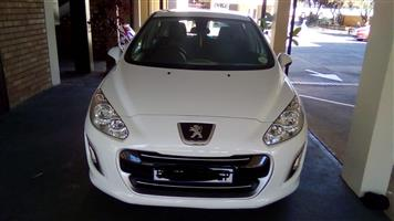 2013 Peugeot 308 1.6 Premium