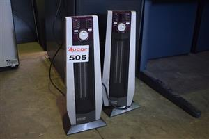 Russell Hobbs electric heaters