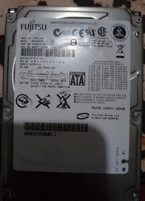 Laptop hard drives for sale