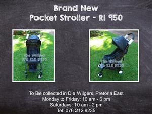 Brand New Pocket Stroller