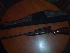 Pellet Gun without Scope