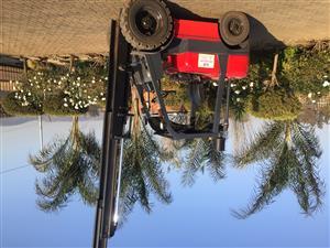 Tailift 3 ton Rough-Terrain diesel forklift for sale job-360