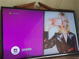 """55"""" Hisense tv"""