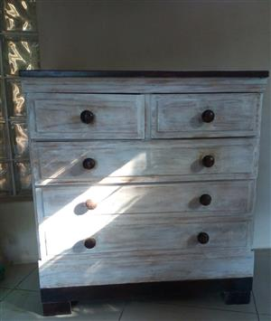 TALL BOY CHEST OF DRAWERS FOR SALE