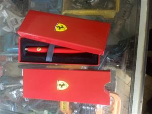 Ferrari Sheaffer 9500 BP Rosso Corsa Pen