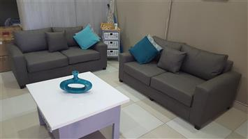 BRAND NEW COUCHES FOR SALE - 073 183 5045