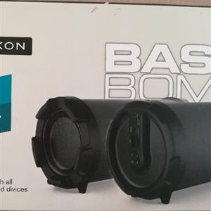 Bass Bomb Dixon Bluetooth Speaker