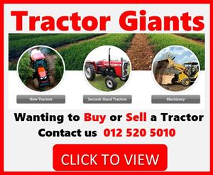 Tractor Giants - We buy and sell all tractors