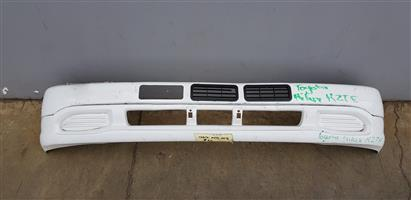 Toyota Hilix KZTE Front Bumper