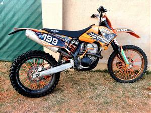 2006 KTM SX-F