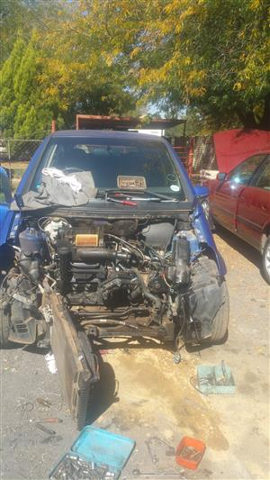 Mercedes A 160 Engine Complete