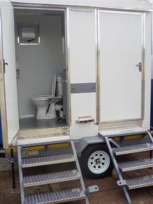 MOBILE VIP TOILETS FOR SALE