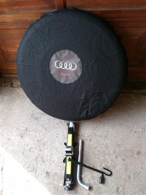 Audi Q3RS Brand New 20 inch Skinny Spare Wheel Kit R7500