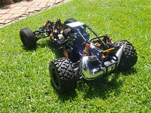 Rovan baja 26cc rc car for sale  Vanderbijlpark