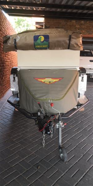 Jurgens xt140 camp trailer 2017 model