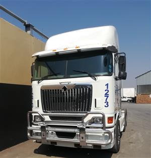 International 9800i double diff horse for sale
