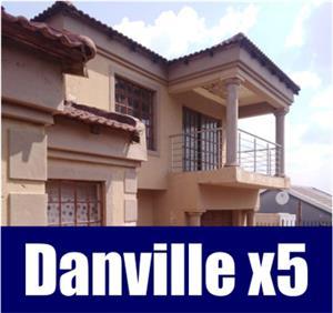 Danville x5 family home