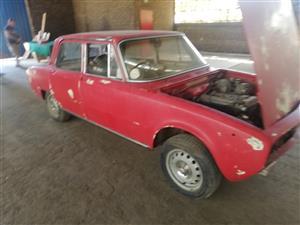 1976 Alfa Romeo Berlina