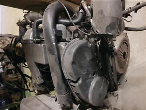 MG Streetwise 2.0 tdci 2005 engine for sale.