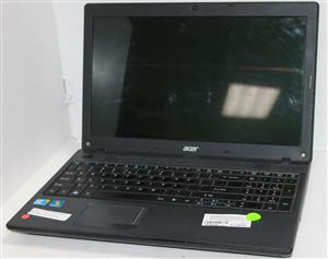 S034683A Acer travelmate laptop with charger #Rosettenvillepawnshop