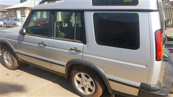 Landrover Discovery 3 Stripping For Spares For More Info Contact Ebrahim On 0833779718