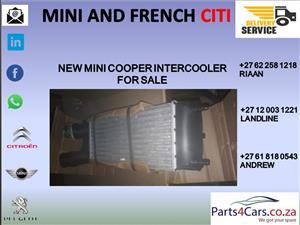 mini cooper r56 intercooler for sale