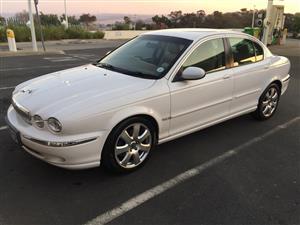 2006 Jaguar X-Type 3.0 SE automatic