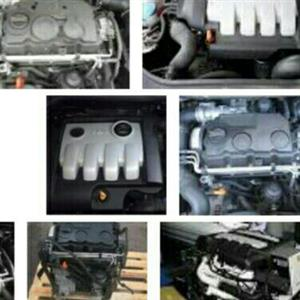 Vw & Audi 1.9 TDI ##   BLS (Code). ##Complete ENGINE FOR SALE