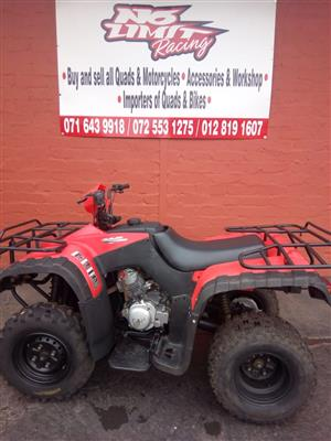 2005 Sam ATV 250cc Quad
