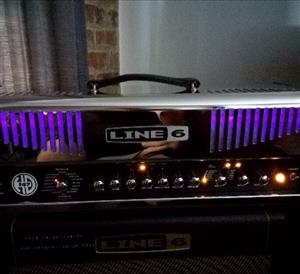 Line 6 HD147 300W Solid State amplifier