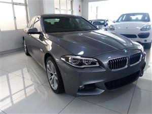 2014 BMW 5 Series 535i Luxury