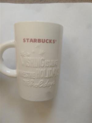 Starbucks Christmas Coffee Mug
