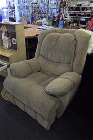 Material Recliner Chair