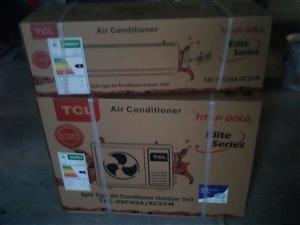 TCL Titan gold Elite series Air Conditioner