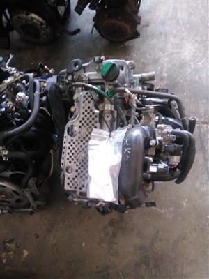 TOYOTA AVANZA 1.3 ENGINES