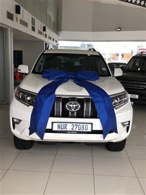 2019 Toyota Land Cruiser Prado 3.0DT VX
