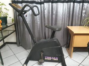 TROJAN exercise bike