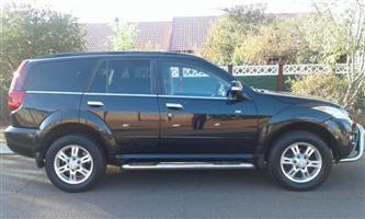 2012 GWM H5 2.0VGT Lux auto