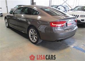 2013 Audi A5 Sportback 2.0TFSI