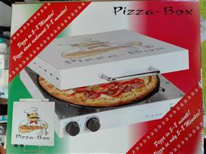 Pizza box pizza maker