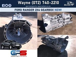 Ford Ranger 2x4 Manual Gearbox