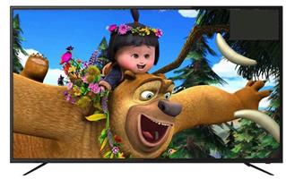 55'' Telefunken UHD 4K Smart Tv for sale