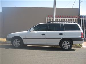 1999 Opel Astra 2.0 GSi