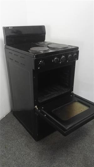 Black 3 plate stove for sale