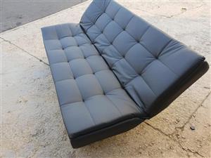 Black sleeper couch