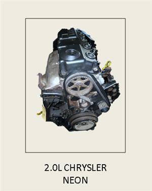 2.0L CHRYSLER NEON ENGINE
