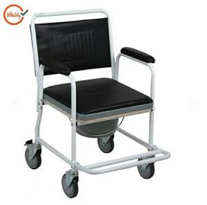 Brand New - Chair Wheels with Commode!!