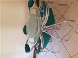 Patio (dining/kitchen set)